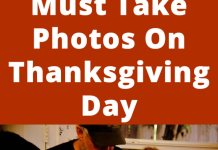 thanksgiving photos to take