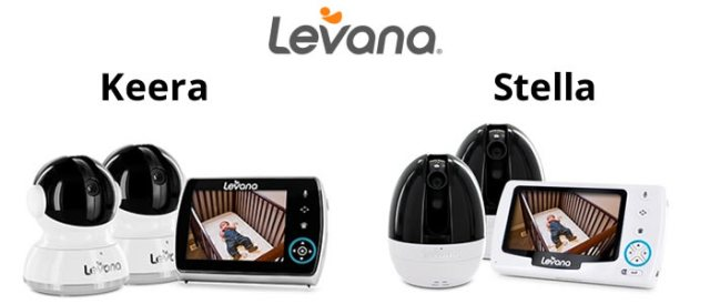 levana stella video baby monitor review. Black Bedroom Furniture Sets. Home Design Ideas