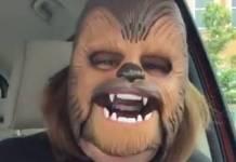 Candace Payne Chewbacca Mom