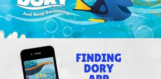 Finding dory app review fb
