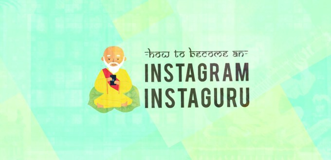 how to become an instagram instaguru cover