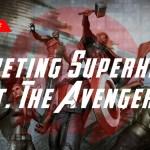 Marketing Superhero ft. The Avengers