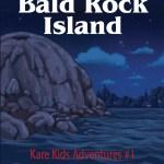 An Interview with Charles Salter, Author of The Secret of Bald Rock Island (Kare Kids Adventures #1)