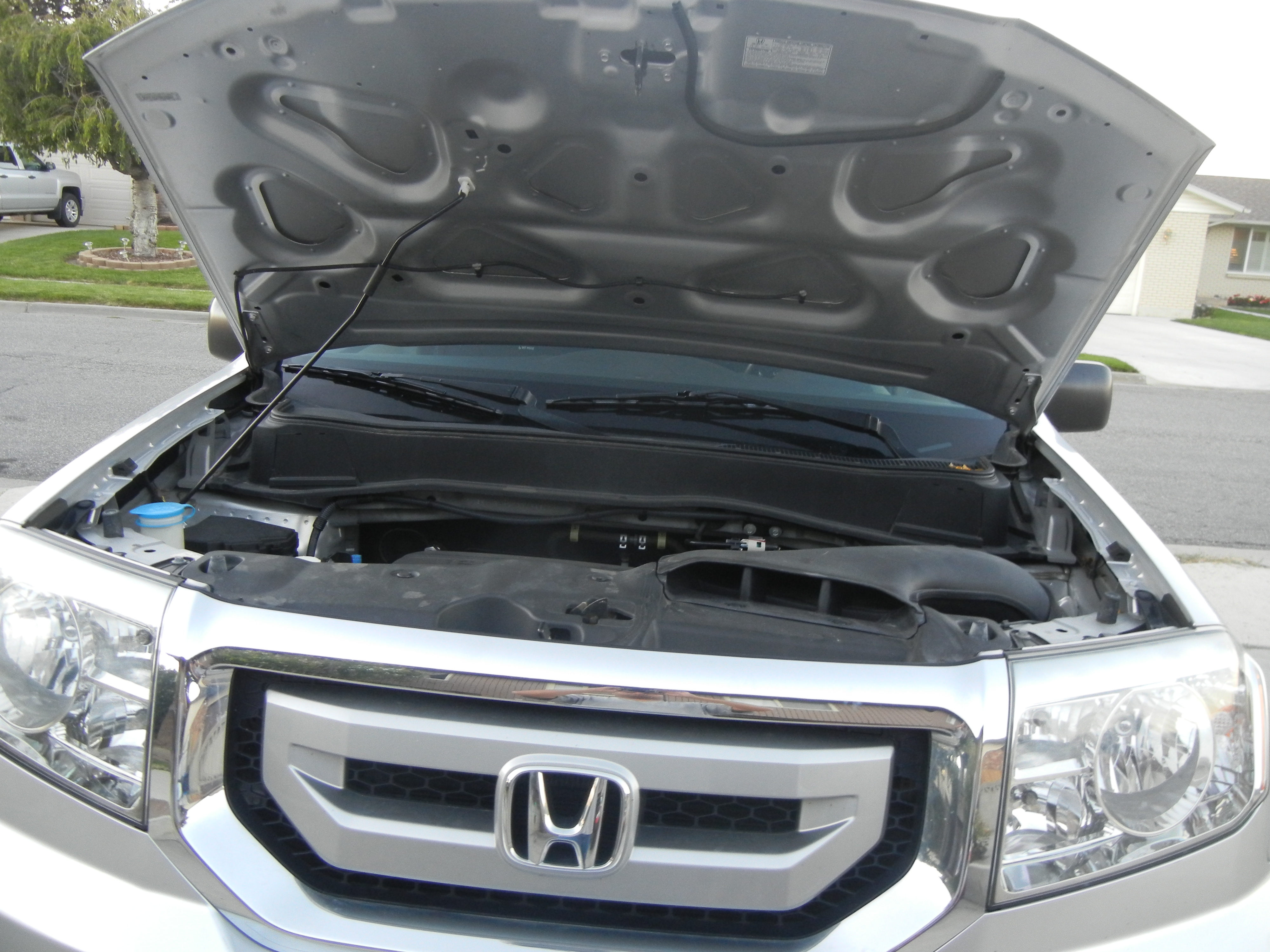 ...always service and maintained at Larry H. Miller Honda in Murray....