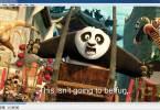 kungfu panda on vlc player
