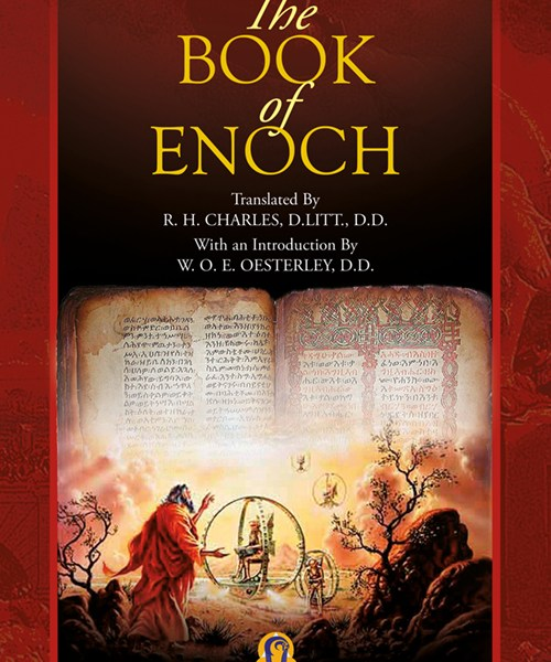 THE BOOK of ENOCH 500