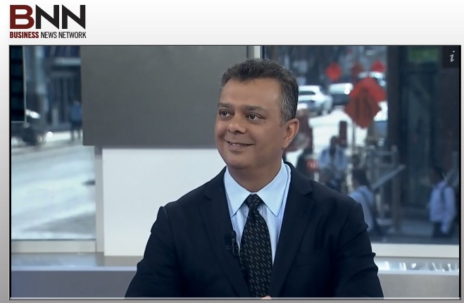 "Silu Modi on ""The Close"" on BNN - May 3, 2013"