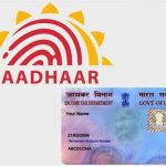 How to Link Aadhaar Card With PAN : Send SMS to 567678 or 56161