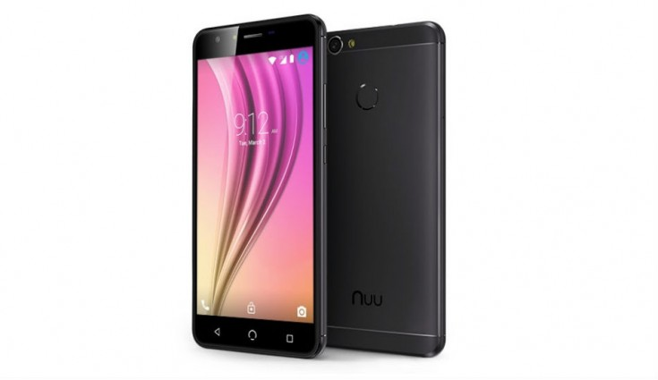Nuu Q500 Smartphone Price in India