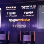 InFocus Snap 4, Turbo 5 Plus Smartphone price in India