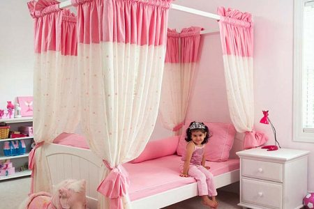 15 cool ideas for pink girls bedrooms | my desired home