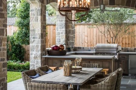 56 cool outdoor kitchen designs 15