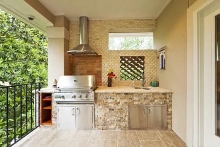 56 cool outdoor kitchen designs 18