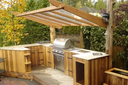 56 cool outdoor kitchen designs 3