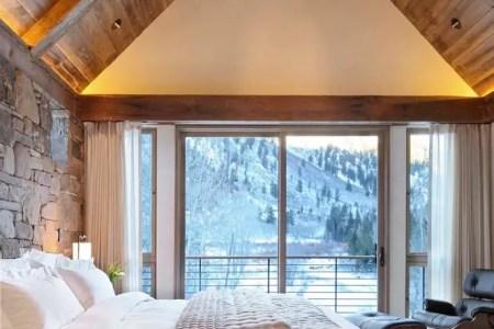 45 cozy rustic bedroom design ideas 13