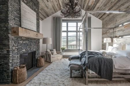 45 cozy rustic bedroom design ideas 17