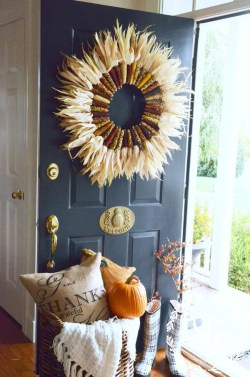 Small Of Front Door Decor