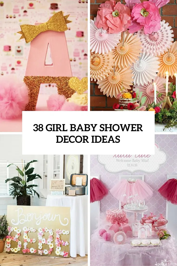 Large Of Girl Baby Shower Themes