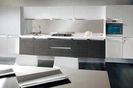 black and white kitchen design ideas 31