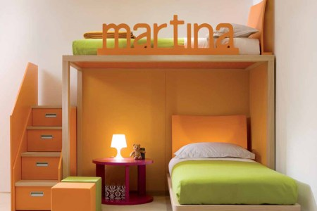 cool and ergonomic bedroom ideas for two children by dearkids 4