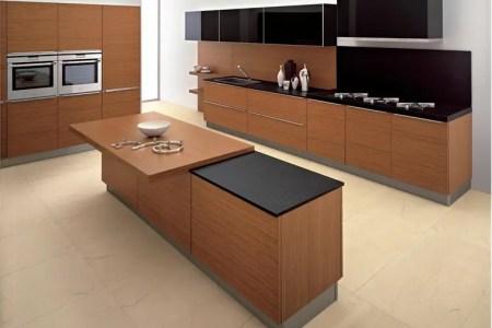 sensual and modern kitchen design seta cl by ged cucine 1