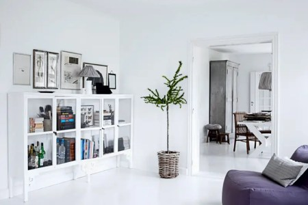 all white home interior design 5