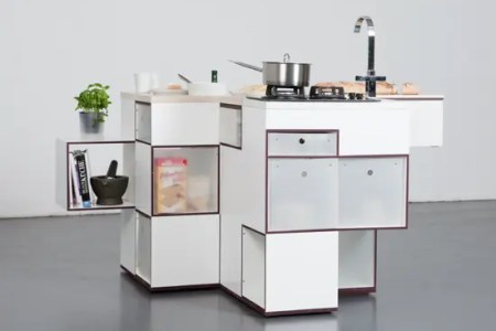 carre 1 square meter kitchen