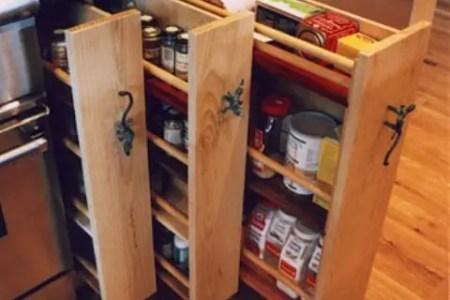 cool kitchen storage ideas 17