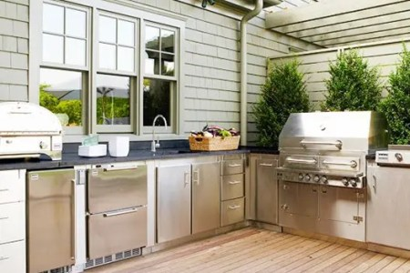 cool outdoor kitchen designs 10
