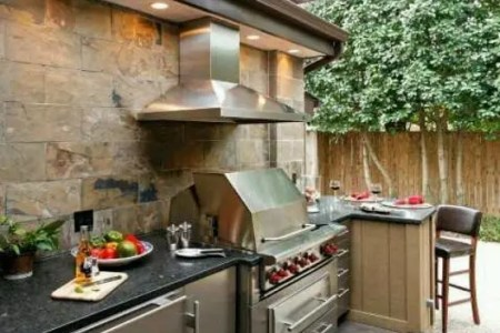 cool outdoor kitchen designs 13