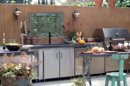cool outdoor kitchen designs 2 554x598