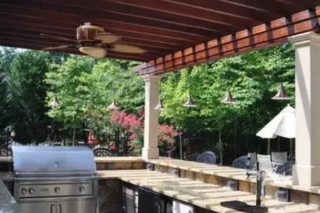 cool outdoor kitchen designs 9