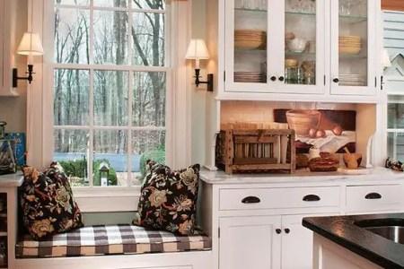 cozy and chic farmhouse kitchen decor ideas 4
