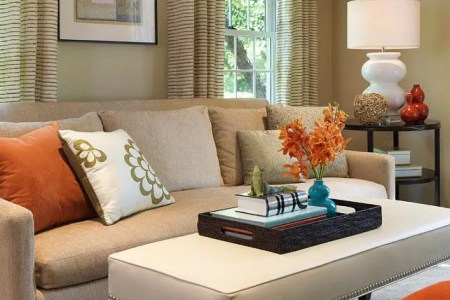 cozy and inviting fall living room decor ideas 2