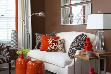 cozy and inviting fall living room decor ideas 8
