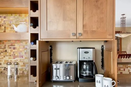 creative appliances storage ideas for small kitchens 1