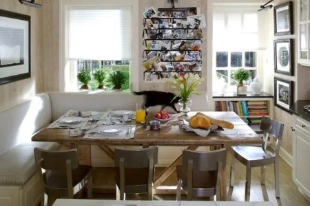 small kitchen table ideas | modern diy art designs