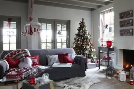 dreamy christmas living room decor ideas 52 554x395
