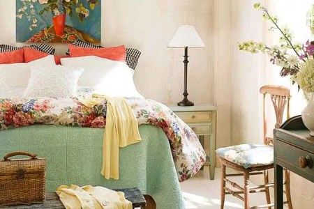 farmhouse bedroom design ideas that inspire 7