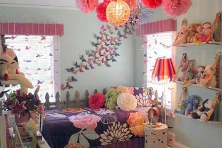 fun and cute kids bedroom designs 14