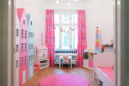 fun and cute kids bedroom designs 7