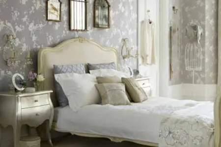 glamorous bedroom design ideas 6