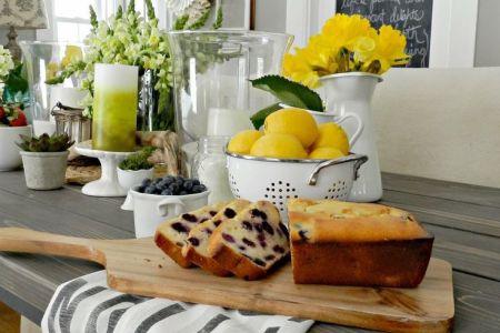 inspiring spring kitchen decor ideas 24