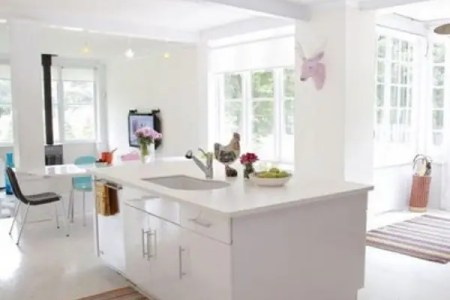 inspiring white kitchen designs 13