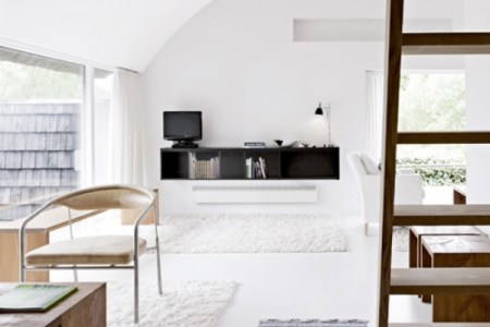 minimalist and chic scandinavian interior | digsdigs