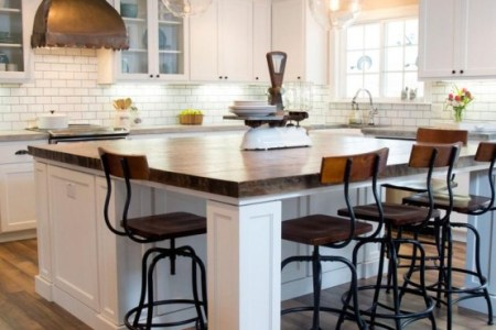 modern and smart kitchen island seating options 13 554x831