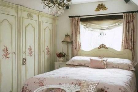 romantic and tender feminine bedroom designs 40