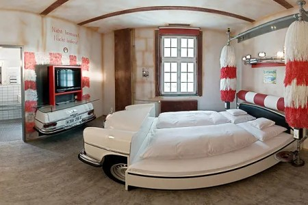 10 cool room designs for car enthusiasts | digsdigs