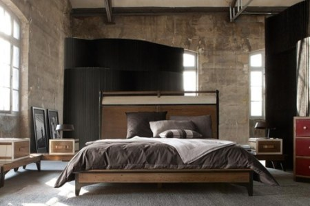 stylish and y masculine bedrooms 18