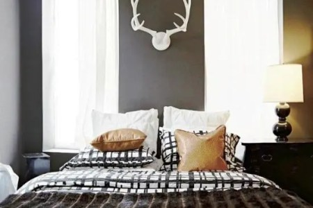 stylish and y masculine bedrooms 24